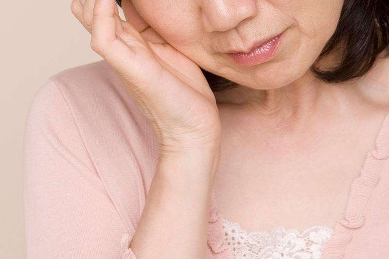 骨粗しょう症は女性に多くみられる病気です